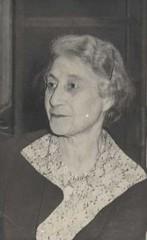 Dr Dawes Collection - Miss Hilda Baker (1)