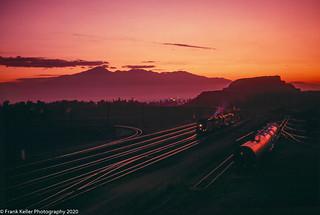 West Colton Sunset