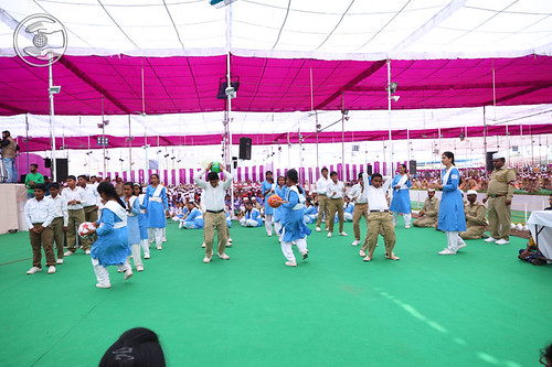 Game presented by Bal Sewadal