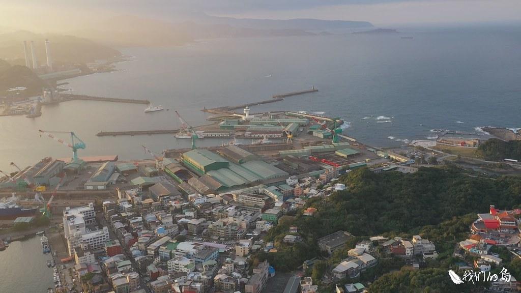 1626年西班牙人占領北台灣基隆,在和平島建立聖薩爾瓦多城,做為拓殖台灣的據點。