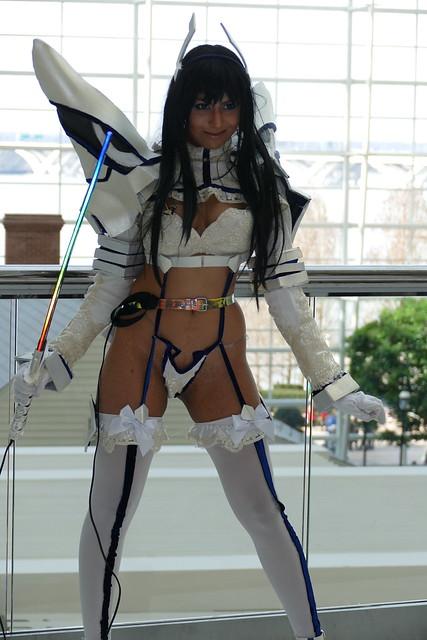 Satsuki Kiryuin Katsucon Cosplay