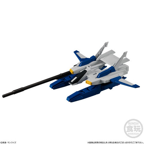 合體之後戰力更強!《機動戰士鋼彈》盒玩 G-FRAME EX01 超級鋼彈(機動戦士ガンダム Gフレーム EX01 スーパーガンダム)