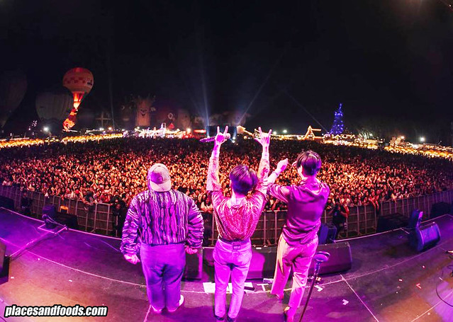 singha park balloon fiesta 2020 concert