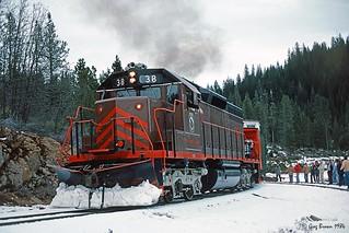 Snow Trip 1984