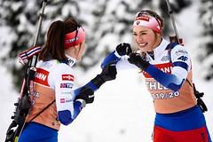 Rozhovor se slovenskými biatlonovými sestrami Fialkovými
