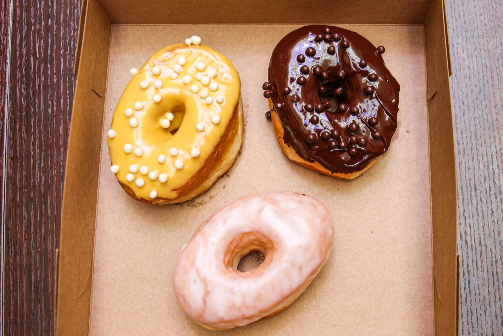 Korio Donuts