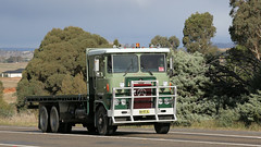 Jungle Jack Movements (ferroequinologist) all righ posted a photo:	Not sure why but everytime I saw an Atkinson as a kid I thought they were so cool.(1 of 2) 1979 ATKINSON 3800 from Supreme Earthmoving.(2 of 2) 1972 ATKINSON Mk IIYass, New South Wales, Australia.
