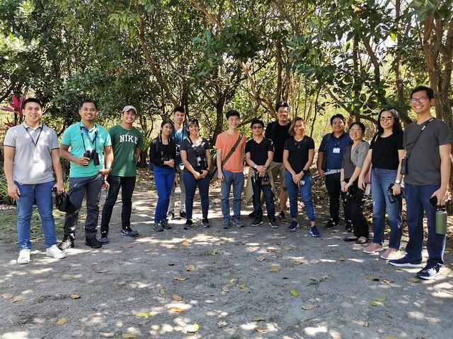 Ateneo Environmental Management LPPWP Field Visit
