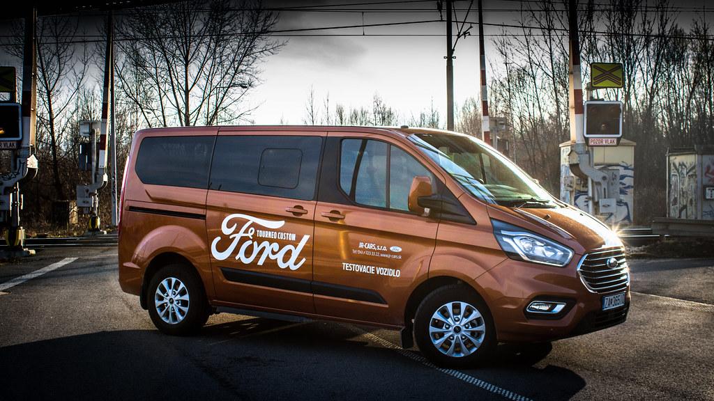 Ford Tourneo Custom 2,0 TDCi EcoBlue