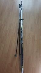 běžky fischer sporty crown délka 194cm, lyže - titulní fotka