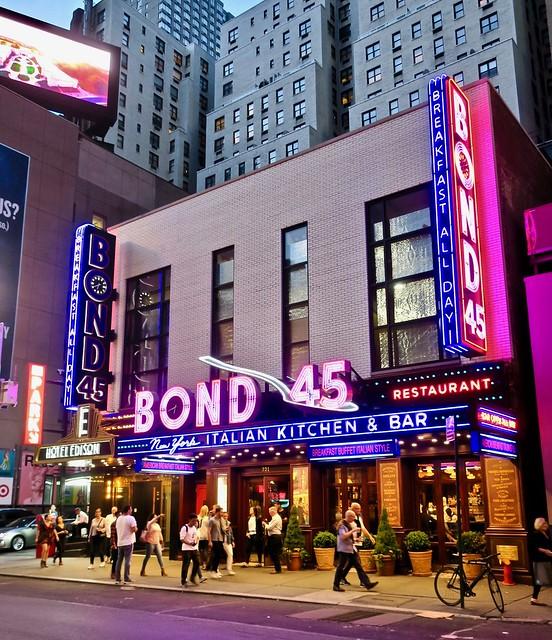 Bond 45, New York, NY