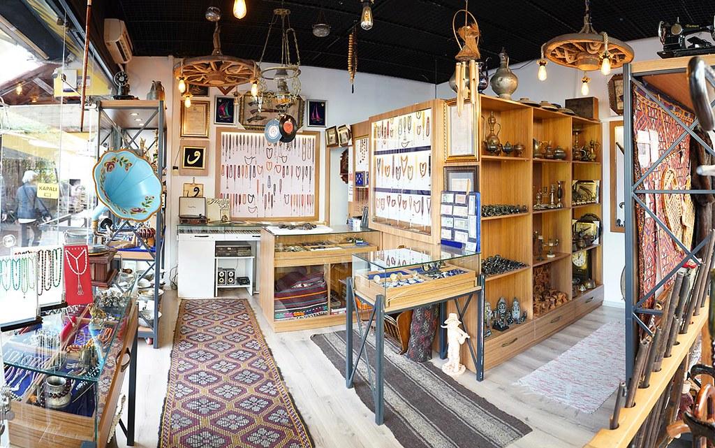 alanya antique mağazası