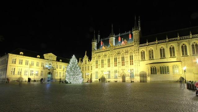 Place du bourg - Bruges