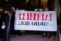 Concentració Dani Llibertat! 15-F
