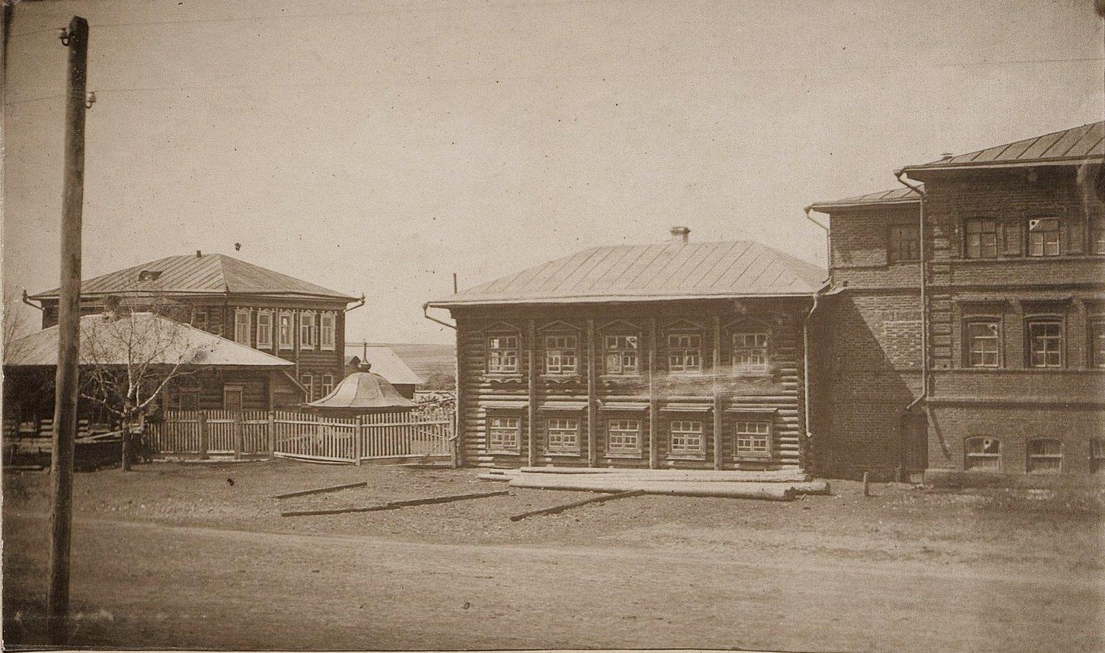 23. Здания цехов завода Завьялова. 1890-е