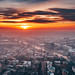 Sunrise | Kaunas aerial #46/365