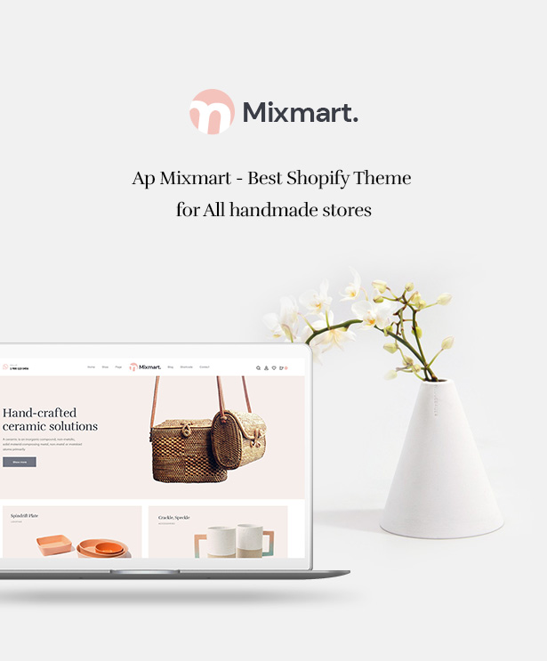 Mixmart - eCommerce Shopify Theme
