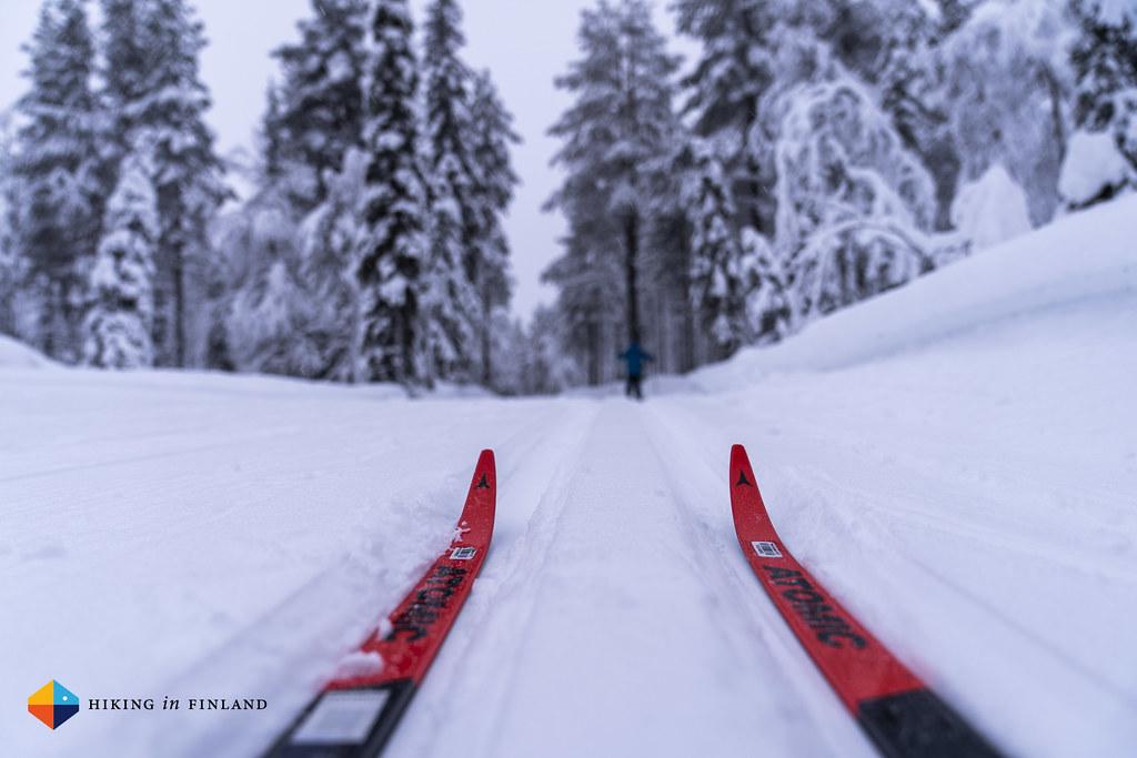 XC skiing 4