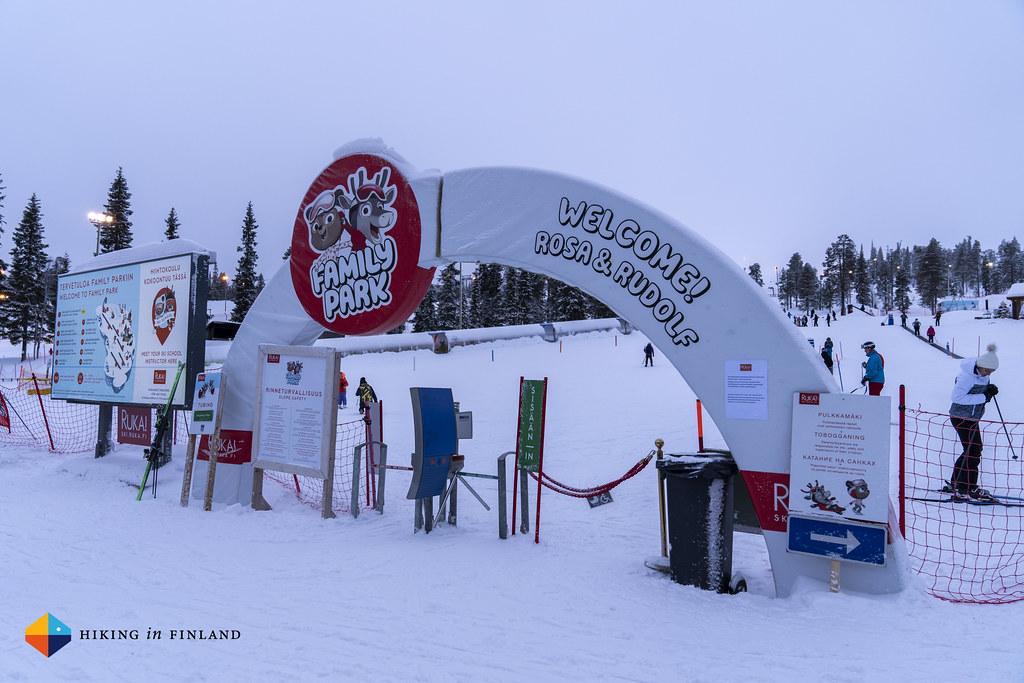 Rosa & Rudolf Ski Park