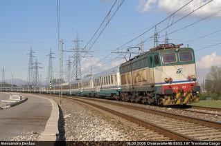 E655.197 Trenitalia Cargo
