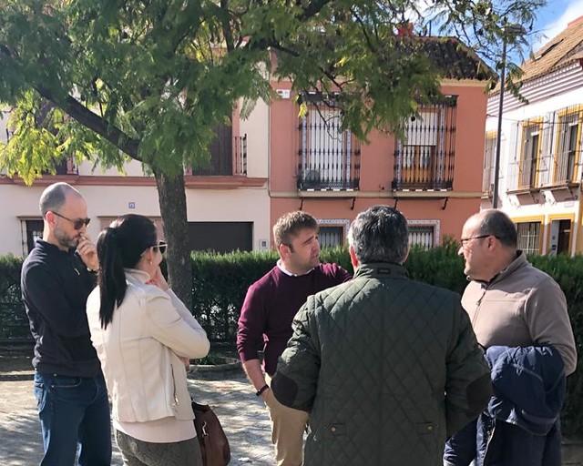 VOX Alcalá de Guadaíra Plaza Al Mutamid