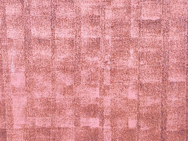Rusty red metal texture