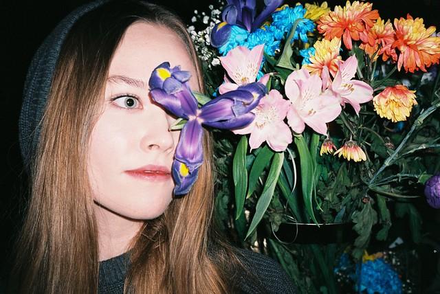 In bloom, 2020  #35mm #analog #film #portraiture