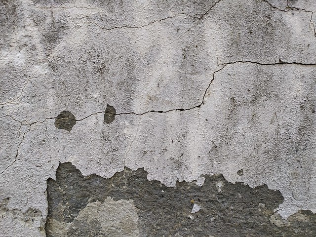 Dirty painted concrete texture