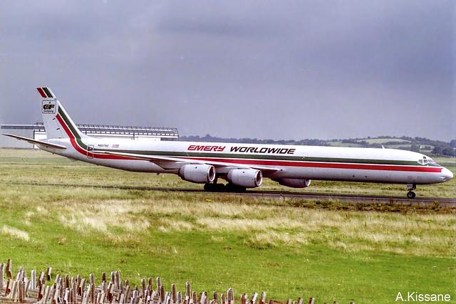 EMERY DC-8 N8079U