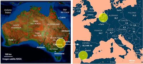 Australia: Zona Cero del Cambio Climático