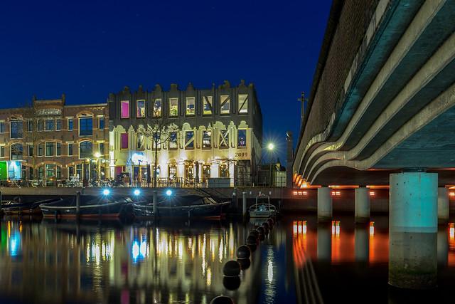 Night architecture / Amersfoort 2020