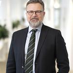 Björn Nordin, chef Koncernstaben