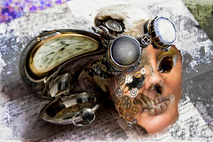 Steampunk emerging...