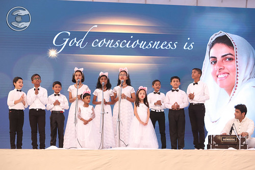 English song by Balika Shlesha Ji and Group, Navi Mumbai