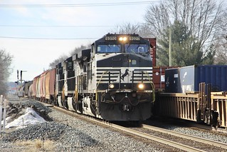 Norfolk Southern Chicago Line / MP 462 East