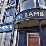 The old Lamb pub in Preston up for sale
