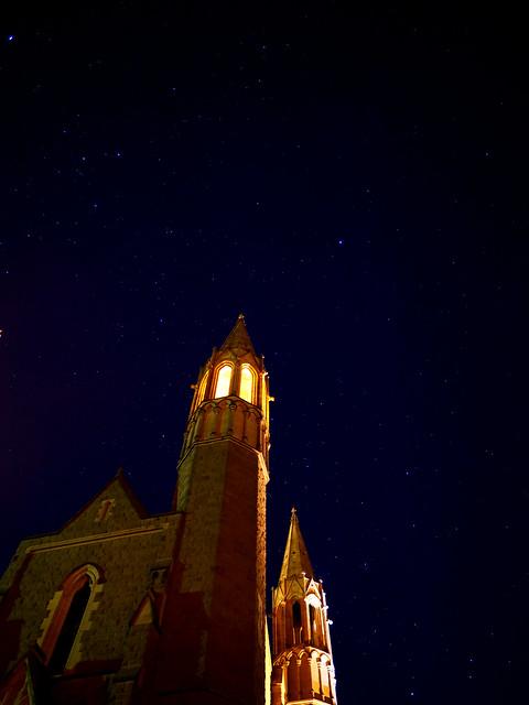 Bendigo Astro Sacred Heart Church