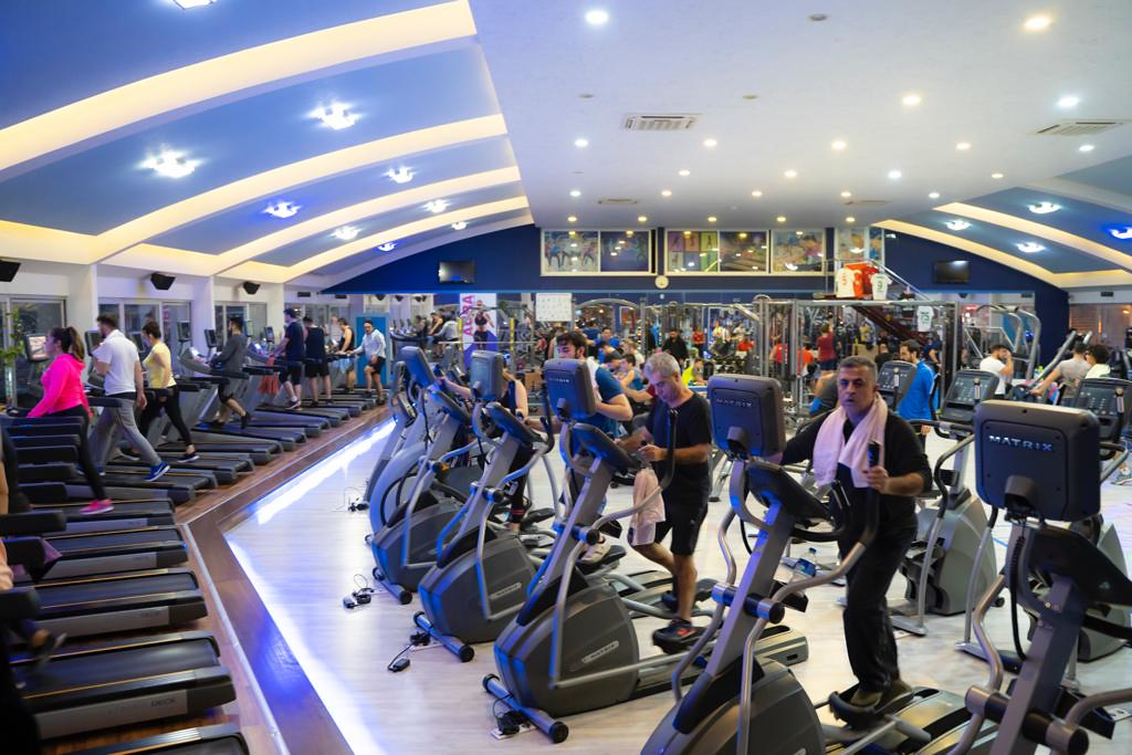 Aura Fitness Center