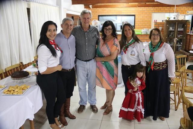14/02/2020 Reunião do PP Mulher de Torres