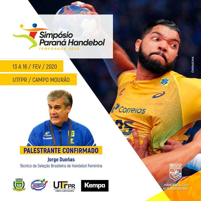 SIMPÓSIO PARANÁ HANDEBOL 2020