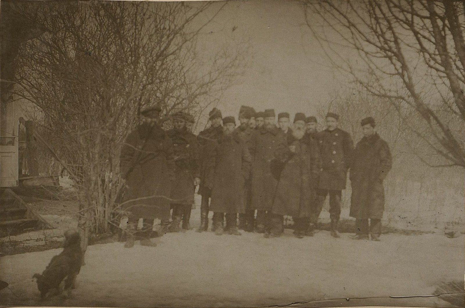 26. Неизвестные. 1890-е