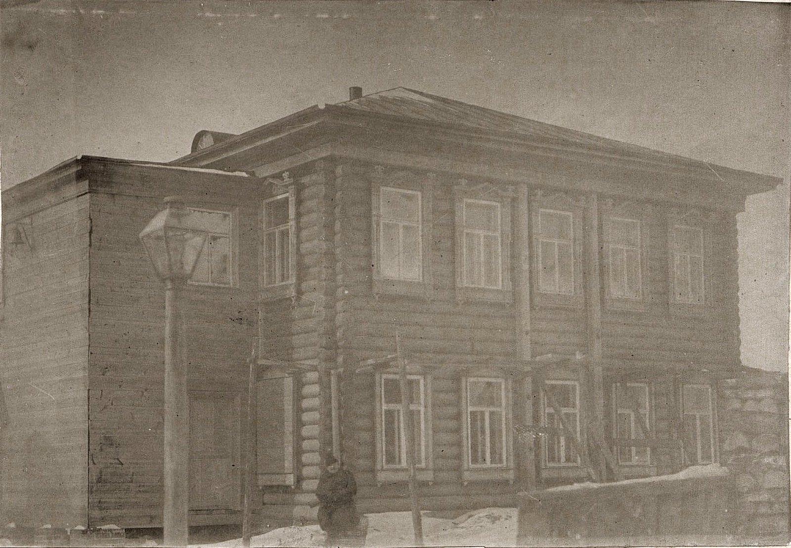 19. Главная контора завода Завьялова. 1890-е