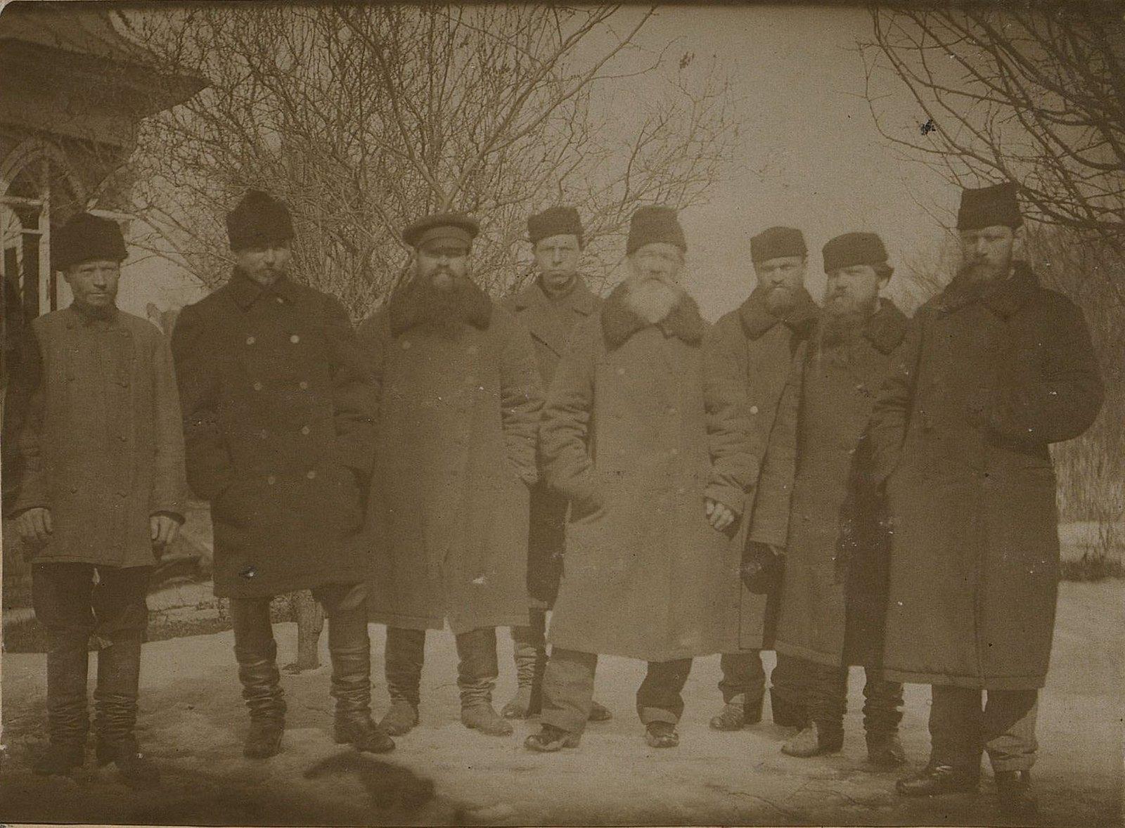 06. Сотрудники фирмы Завьяловых. 1890-е