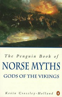 Norse Myths: Gods of the Vikings - Kevin Crossley-Holland