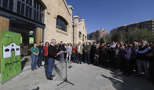 Ribes Espai Universitat Popular. Festa d'obertura
