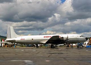 N451CE Douglas DC-6A Everts Air Fuel