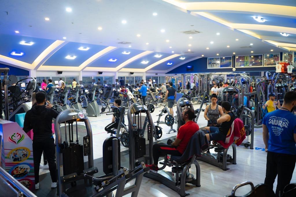 Alanya Aura Fitness Center & Spa