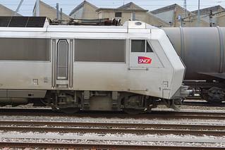 009. Une Sybic, BB 426118 SNCF en gare de la Praille, Genève (17.02.2020)