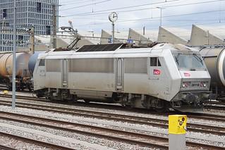 005. Une Sybic, BB 426118 SNCF en gare de la Praille, Genève (17.02.2020)