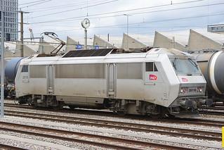 004. Une Sybic, BB 426118 SNCF en gare de la Praille, Genève (17.02.2020)